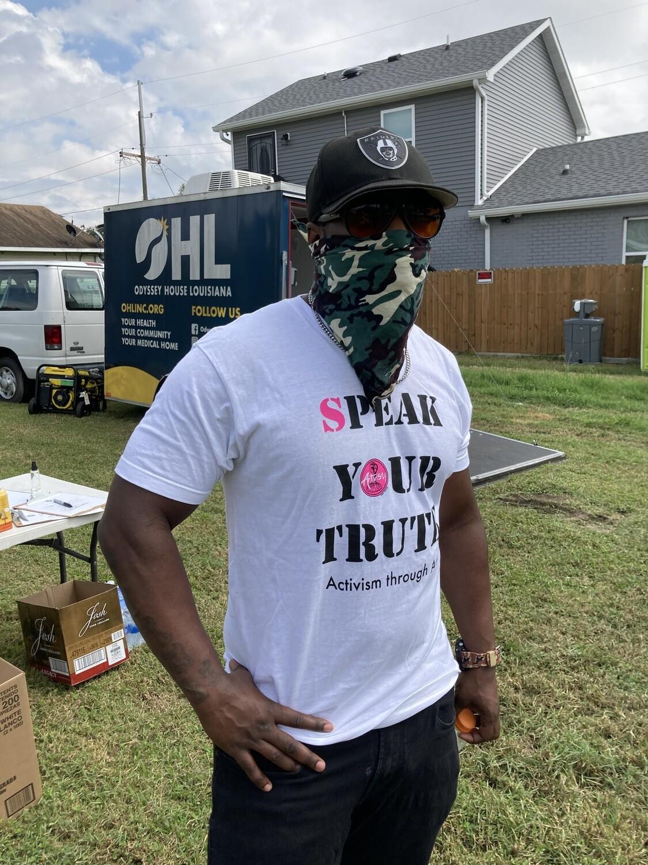 'Speak Your Truth' T-shirt