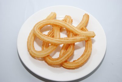 1 Sample Pack fried Churros