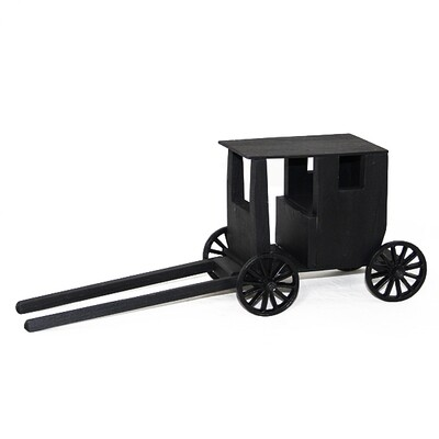 AC162 Lighted Amish Buggy
