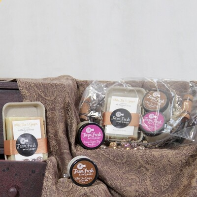 FFXSft Farm Fresh Soften Gift Basket