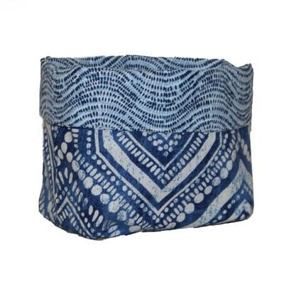 KL223B Blue Batik Bag