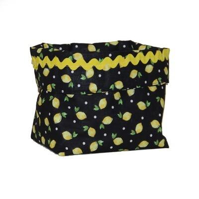 KL225B Lemon Fabric Bag
