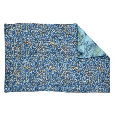 KL226M Blue Swirl Place Mat