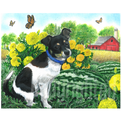 HMA Heidi Miller Art Prints 8x10