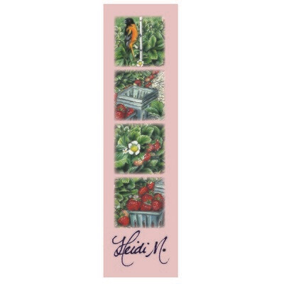 HMB Heidi Miller Bookmark