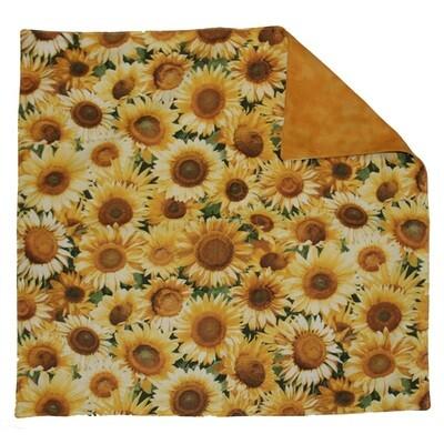 KL232SQ Sunflower Wash Square