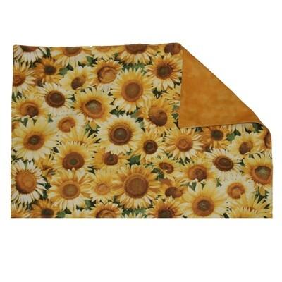 KL232M Sunflower Wash Placemat
