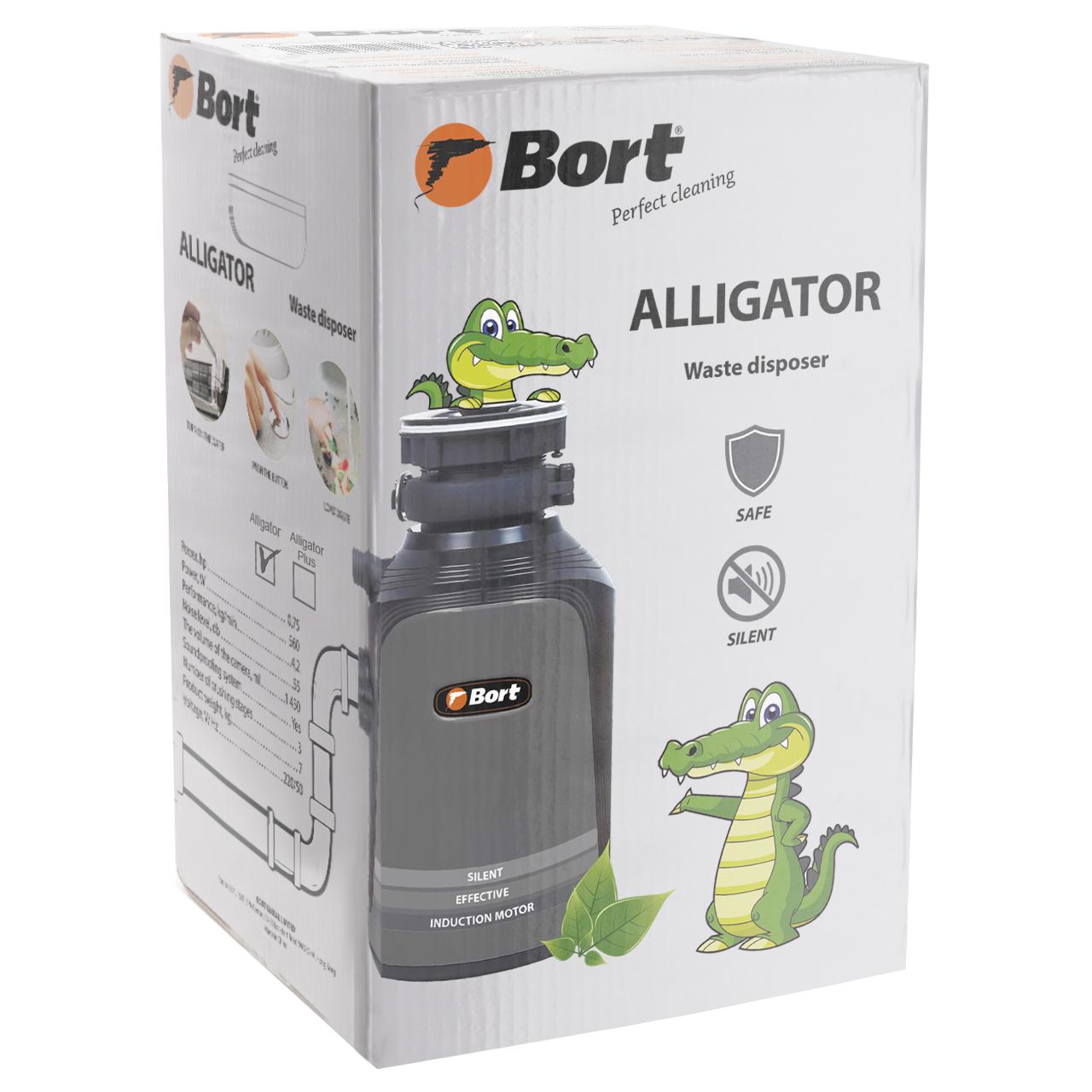 Trituradora Alligator Plus