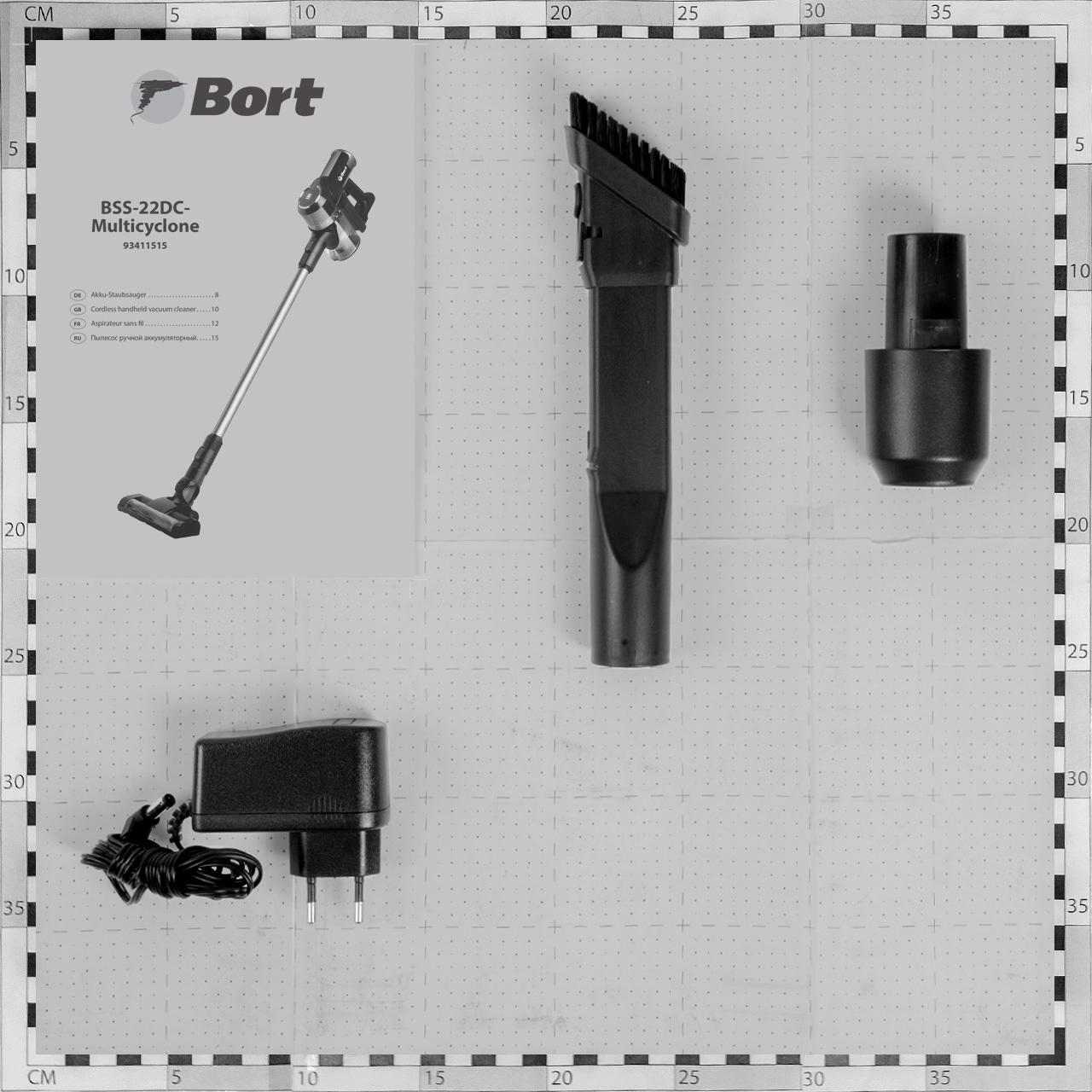 Aspiradora inalámbrica BORT BSS-22DC-Multicyclone
