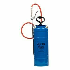 OX Stainless Steel -  INDUSTRIAL CONCRETE SPRAYER 13.2l