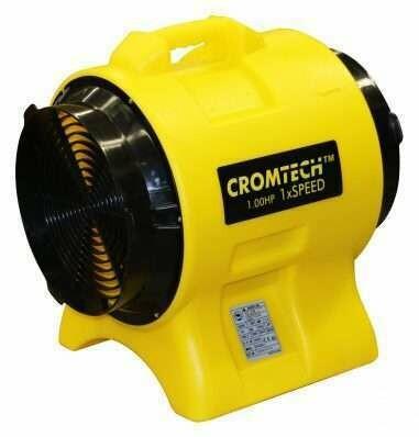 Cromtech Typhoon 1 HP 1xSpeed Blower