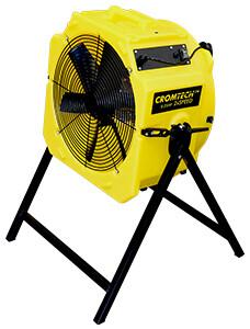 "Cromtech Ventilator Poly 20"""