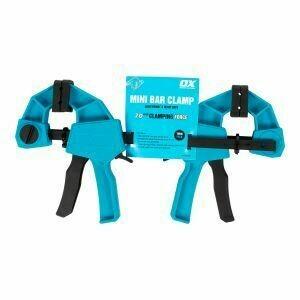 OX MINI BAR CLAMPS - 300mm