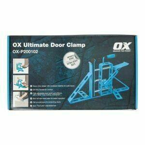 OX LARGE DOOR CLAMP