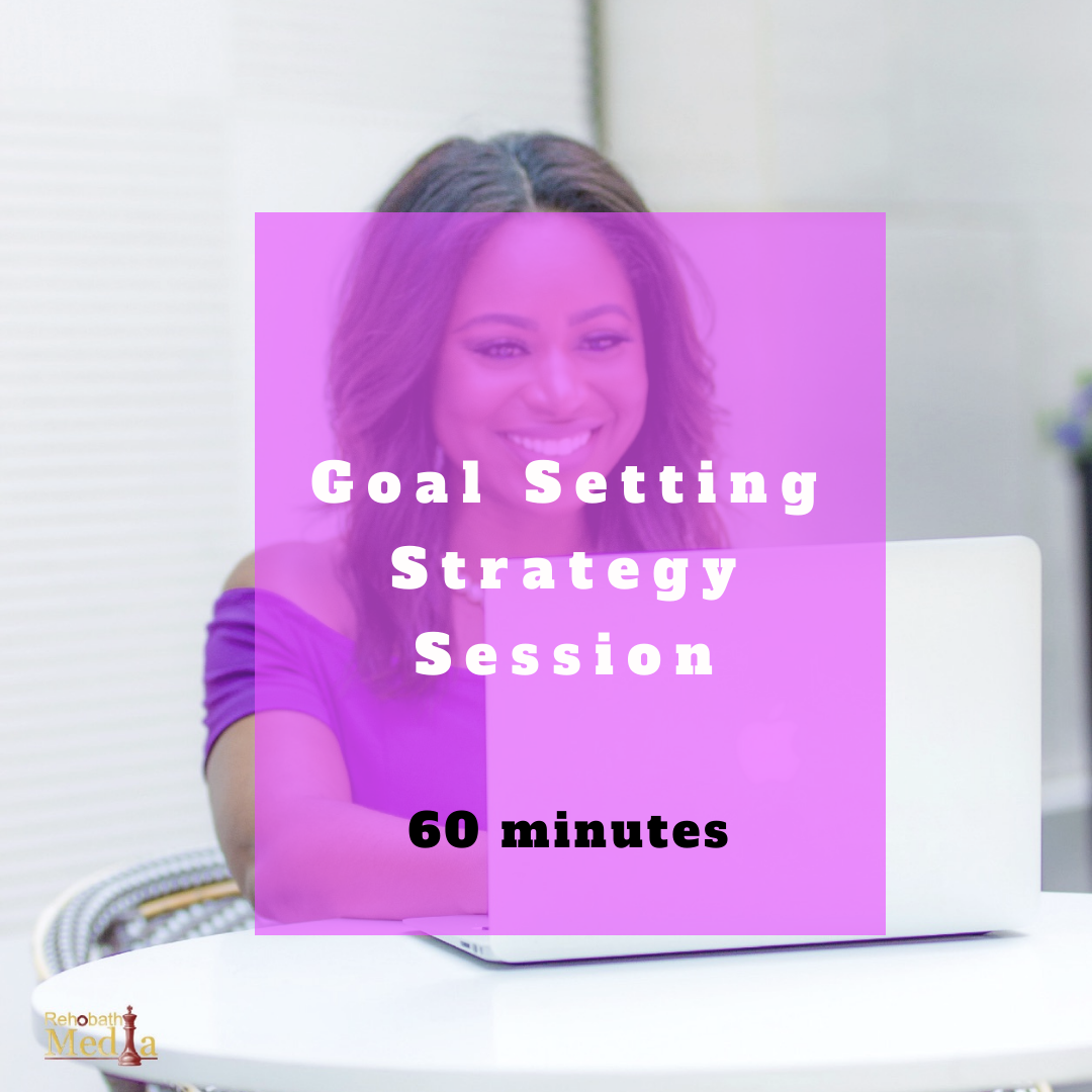 Goal Setting Strategy Session