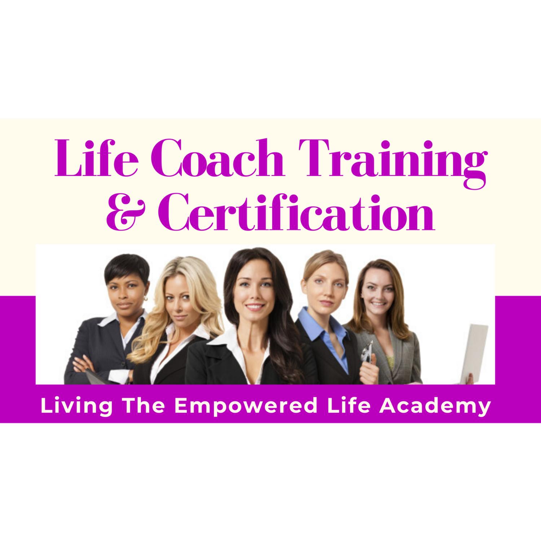 Life Coach Training & Certification
