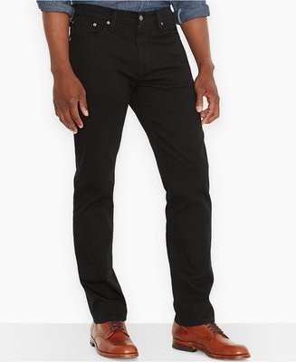 Levis 541-0019 Athletic Fit - Jet - Bull Denim