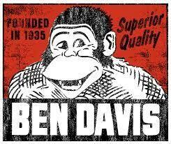BEN DAVIS VINTAGE TEE