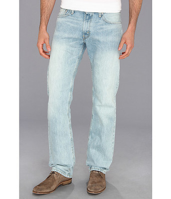 Levis 514-0386 Straight Fit - Blue Stone
