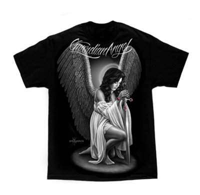 DGA Revalations Guardian Angel Tee