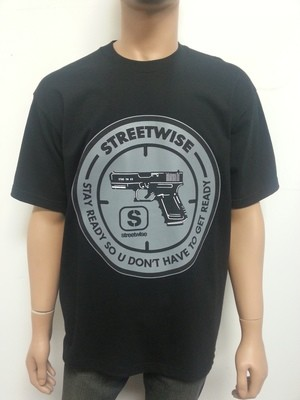 Streetwise Stay Ready Tee
