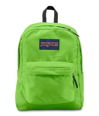 Jansport Superbreak Backpack - Zap Green