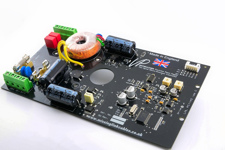 The Vinyl Passion Revolution Power supply