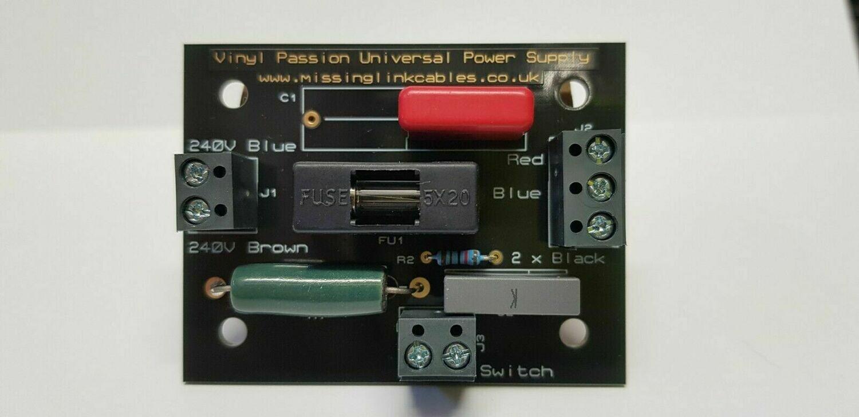 Vinyl Passion Wave MK-II Universal Power Supply