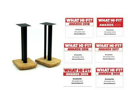 MOSECO  speaker stands (Pair)