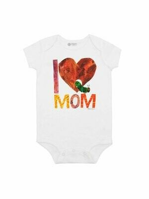 I Heart Mom Onesie