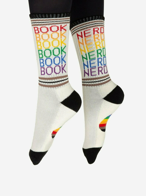 Read the Rainbow socks (small)