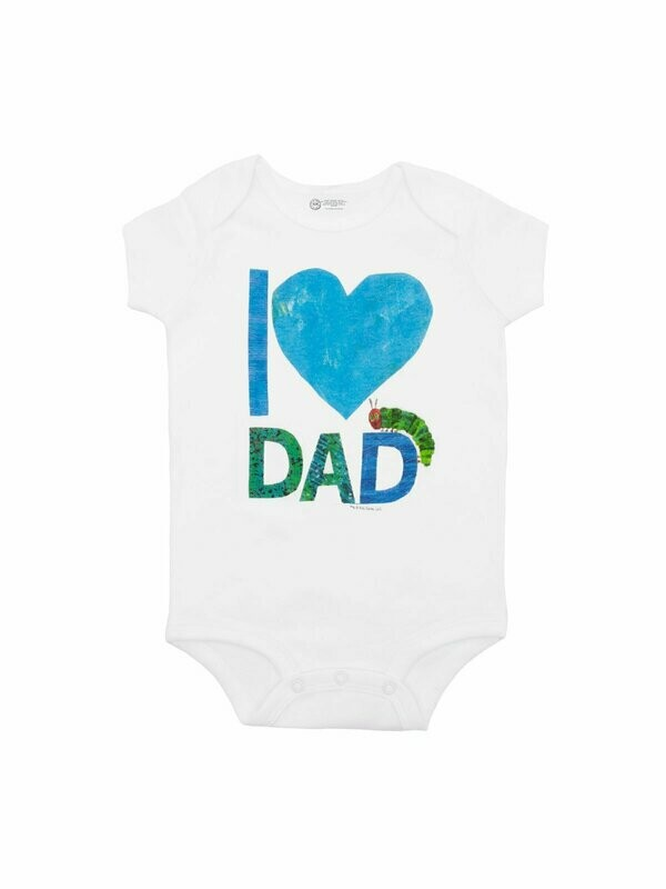 I Heart Dad Onesie