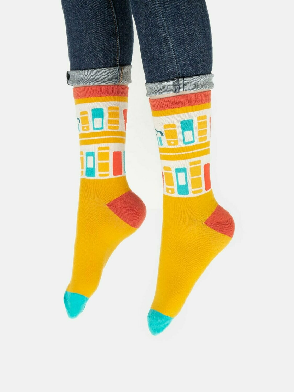 Bookshelf socks (small)