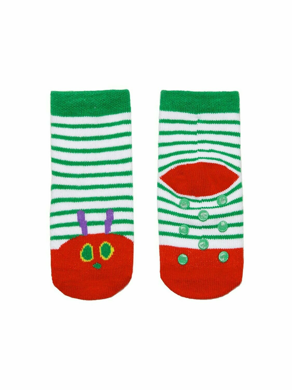 The Very Hungry Caterpillar Toddler Sock 4-pack (12-24 Mos.)