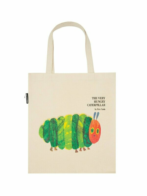 The Very Hungry Caterpillar tote bag