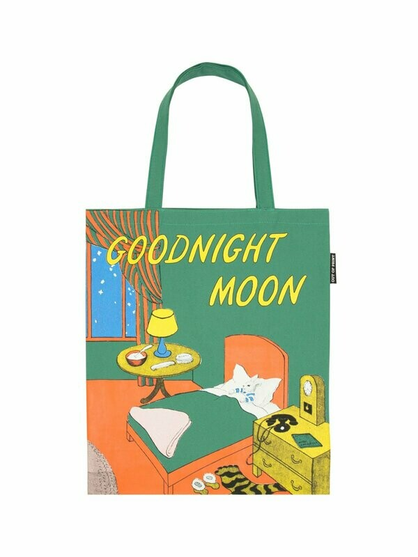 Goodnight Moon tote bag
