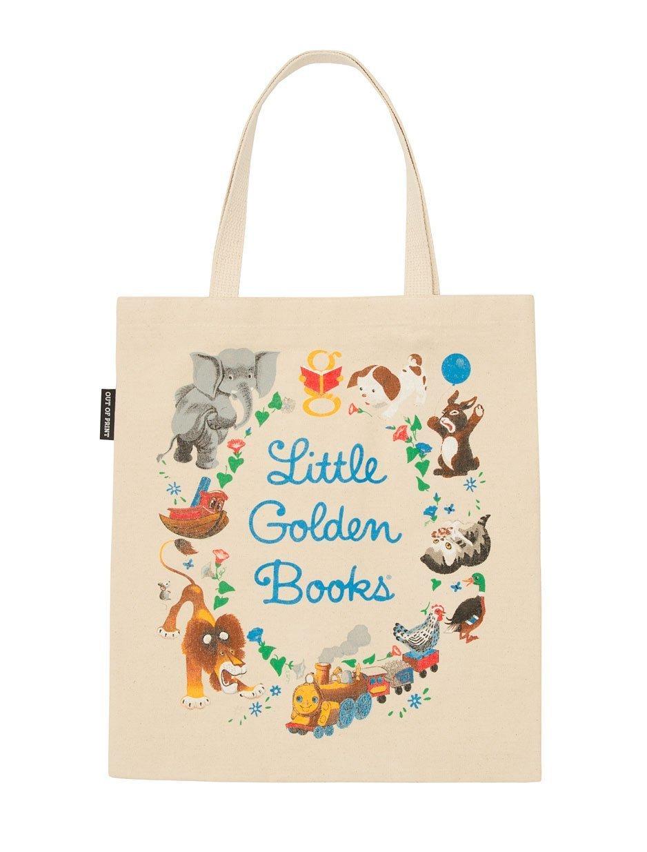 Little Golden Books tote bag