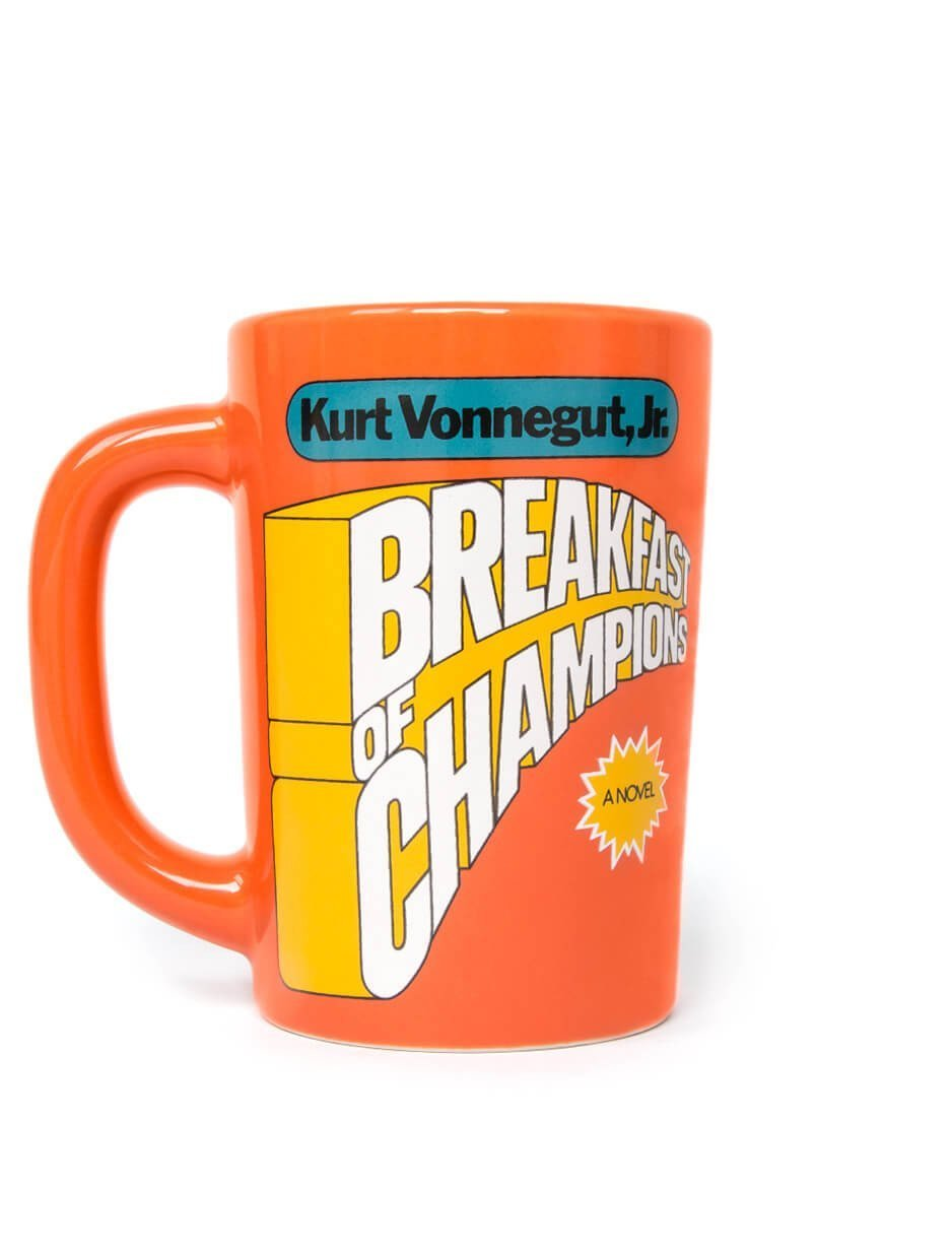 Breakfast of Champions mug