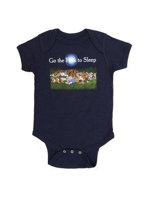 Go the F**k to Sleep Onesie