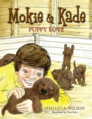 Mokie & Kade Puppy Love