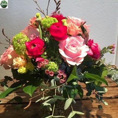 Blumenstrauss Roséträumli