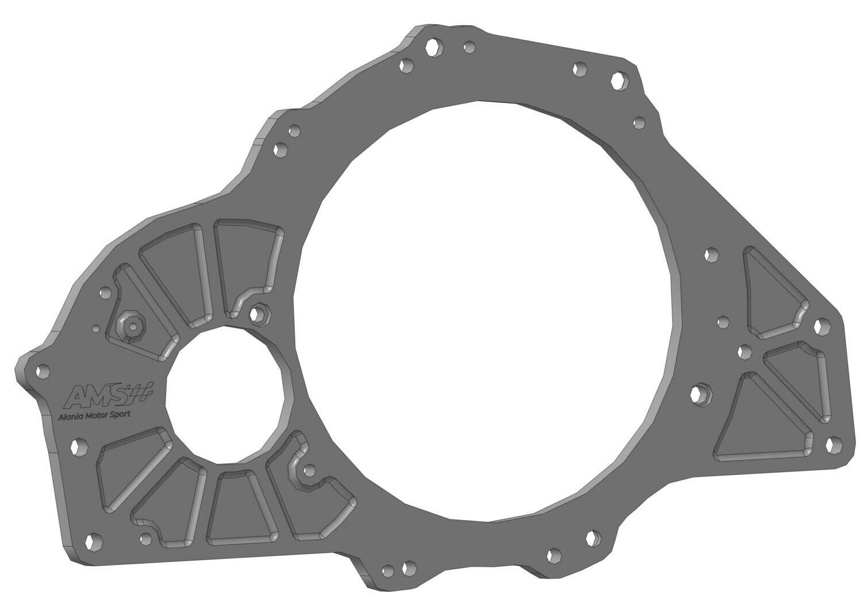 Переходная пластина ВАЗ-2108/2112 - КПП DSG DQ250