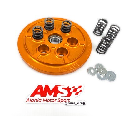 Прижимная пластина сцепления XV1900 (Raider, Stratoliner, Midnight), MT-01 оранжевая