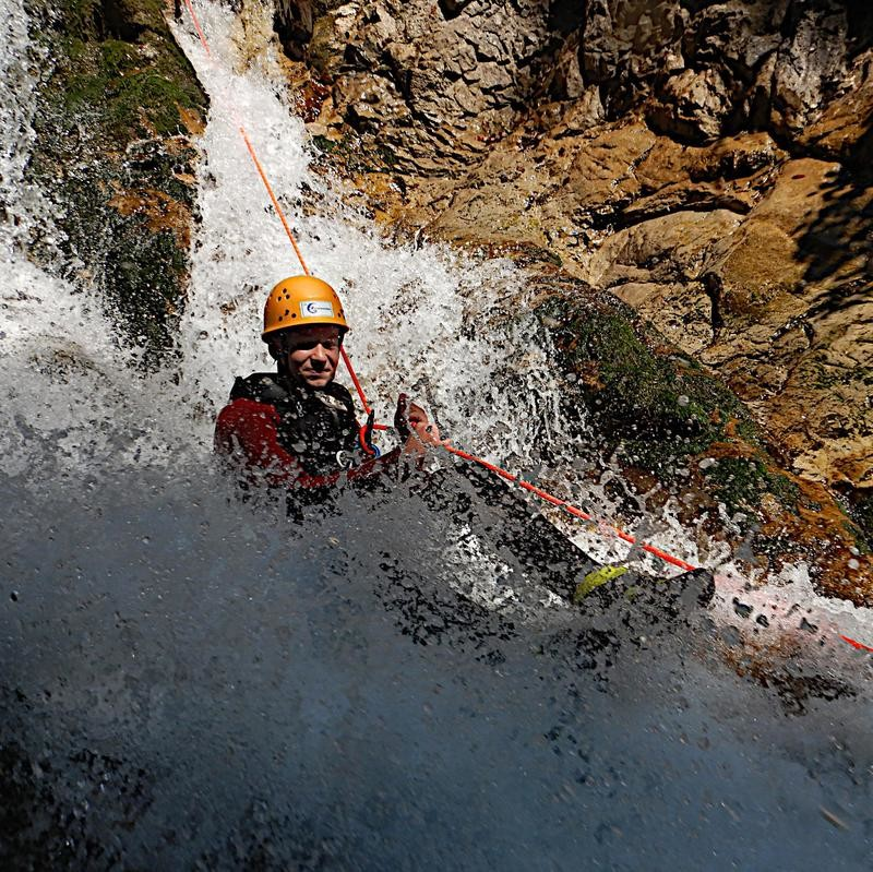 Canyoning Pro (Sportliche Tour)