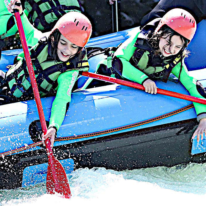 Kids Rafting Tirol
