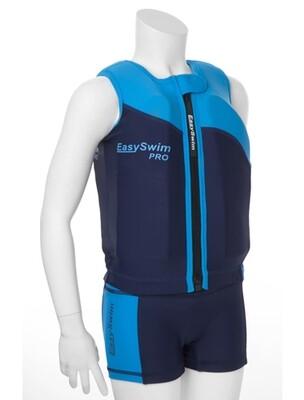 EasySwim Pro Swim Flotation Jacket for girls (pink) and boys (blue)