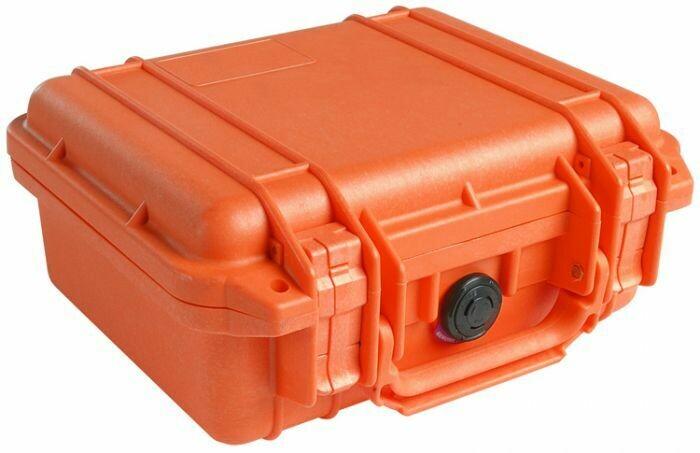 Peli-Case 1200 with foam