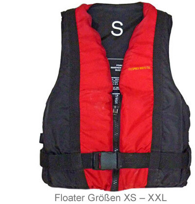 Buoyany Aid / PFD - Spreu Floater