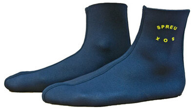 Neoprene Socks 3mm Spreu Neo Sox