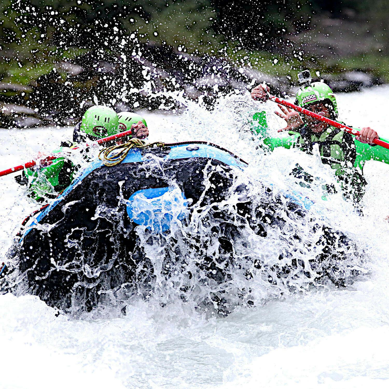 Wertgutschein Rafting